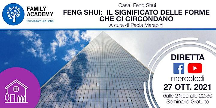 Immagine FENG SHUI: IL SIGNIFICATO DELLE FORME CHE CI CIRCONDANO