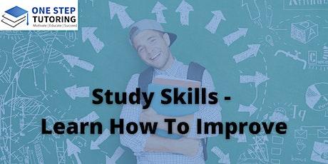 Study Skills Workshop tickets