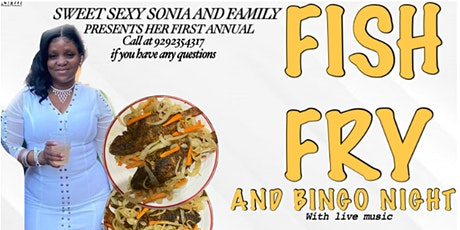 Fish Fry and Bingo presented by Sonia and Family tickets