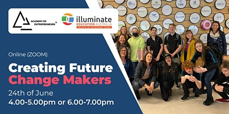 Creating Future Change Makers tickets