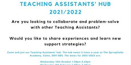 Teaching Assistants' Hub 2021/2022 tickets