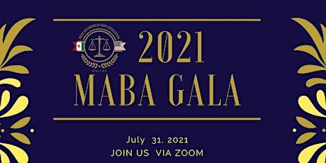 2021 MABA Dallas Virtual Gala and MABA Mixer tickets