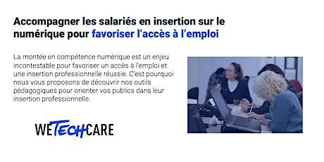 Employeurs solidaires : Accompagner sur le numérique pour l'emploi billets
