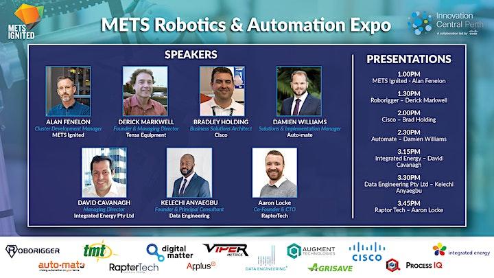 METS Robotics & Automation Expo image