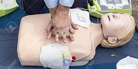 Taller de Practicas de Primeros Auxilios Basicos entradas