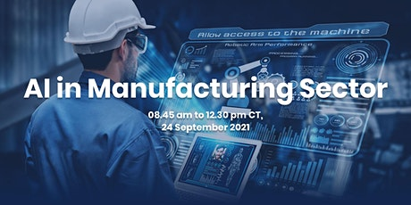 AI in Manufacturing Sector tickets
