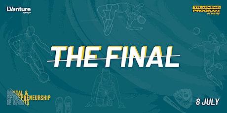 The Final - Digital & Entrepreneurship in Sports biglietti