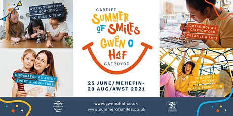 Summer of Smiles (Festival Site) - Gwên o  Haf (Safle'r ŵyl) tickets