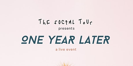 One Year Later tickets