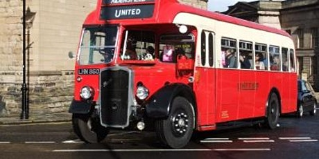Heritage Tour of Newcastle by Vintage Bus tickets