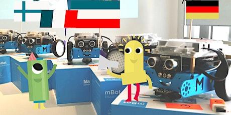 EM-Aktionstag: Roboter - Fußballspielen mit dem mBot Tickets