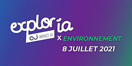 Explor'IA X Environnement billets