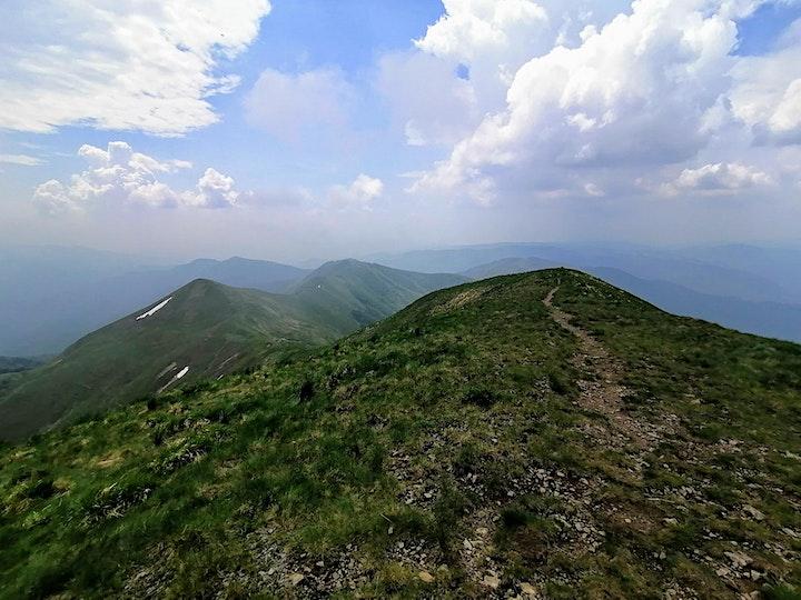Immagine Monte Gennaio dal versante nord