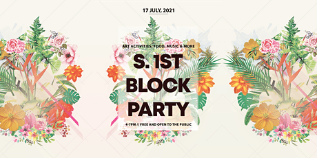 S. 1st Block Party tickets