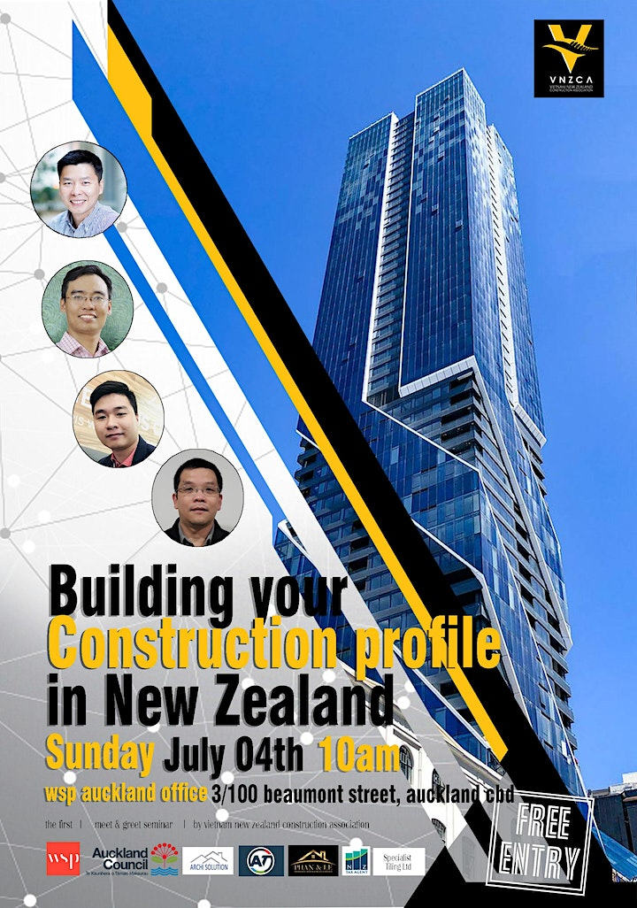 VNZCA - Building your construction profile in New Zealand image