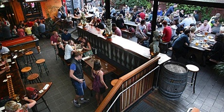 EmAGN Monthly Social Drinks - June tickets