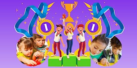 Champion Medals Craft Workshop // Free School Holiday Fun tickets