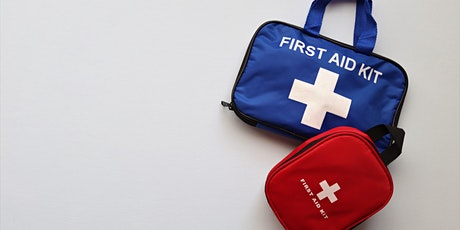 First Aid Training for Volunteers tickets