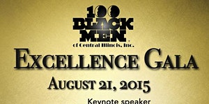 Excellence Gala - 100 Black Men of Central Illinois