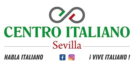 cita INTREPIDA con Centro Italiano Sevilla, Agostina Verdini entradas
