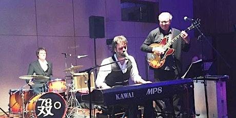 Jazz im Rosengarten des Stadtmuseums  mit  THE STEP TWINS Tickets
