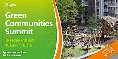 Green Communities Summit tickets