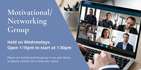 Motivational Networking Group tickets