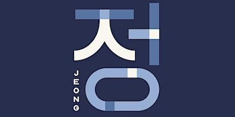 JEONG: A Reading + Conversation tickets