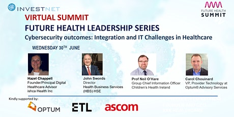 Cybersecurity Outcomes: Integration & IT Challenges in Healthcare tickets