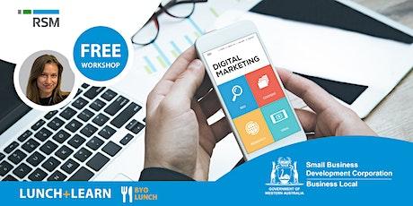 Digital Marketing Health Check (Karratha) tickets