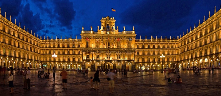 Imagen de Free Tour Salamanca Nocturna