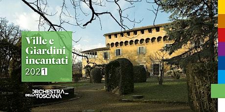 Ville e Giardini incantati 2021 / Firenze Careggi / ORT / GIOVENTÙ RIBELLE biglietti