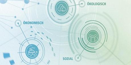"""Info-Webinar """"Zukunft gestalten – Nachhaltigkeit studieren"""" Tickets"""