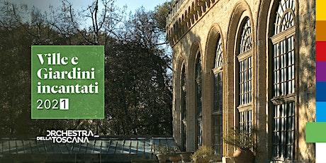 Ville e Giardini incantati 2021 / Firenze Careggi / ORT / INCONTRI LATINI biglietti