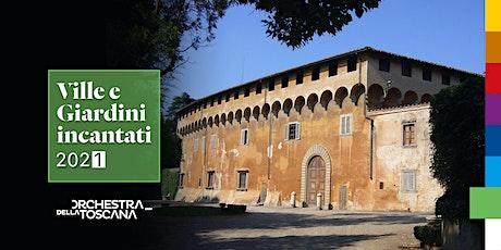 Ville e Giardini incantati 2021 / Firenze Careggi / ORT / TRA BASSI e alti biglietti