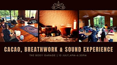 Cacao Ceremony, Breathwork & Sound Healing - Wanaka tickets