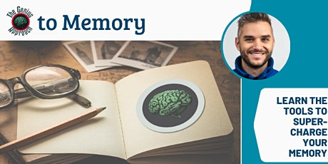 The Genius Approach to Memory Workshop tickets