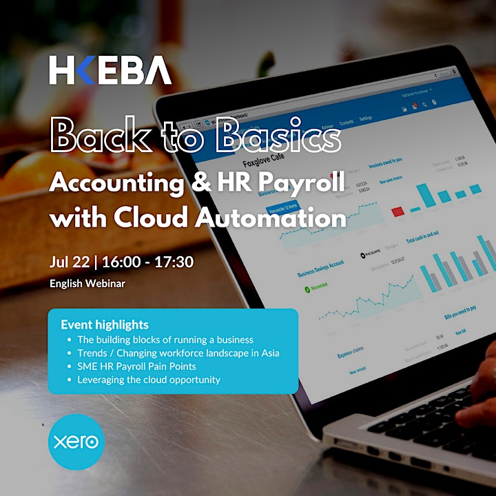 Back to Basics: Accounting & HR Payroll with Cloud Automation image