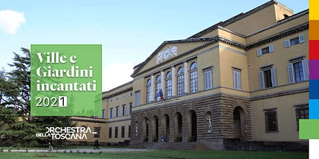 Ville e Giardini incantati 2021 / Firenze Poggio Imperiale / ORT ATTACK biglietti