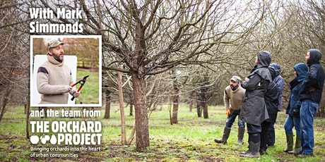 Summer Pruning with Mark Simmonds and The Orchard Project tickets