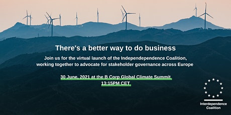Interdependence Coalition Virtual Launch tickets