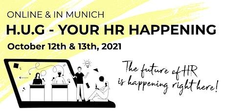 H.U.G – Your HR Happening Tickets