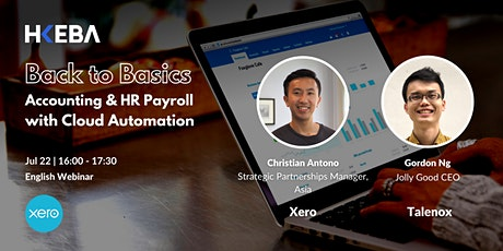 Back to Basics: Accounting & HR Payroll with Cloud Automation tickets