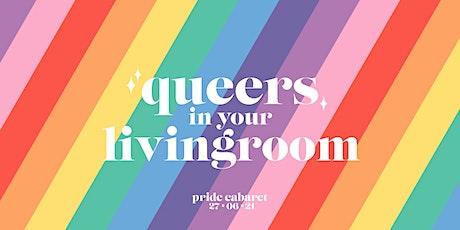 Queers in Your Livingroom tickets