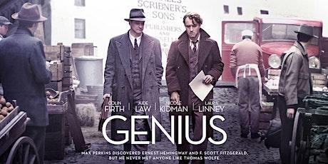 """Projecció del film """"Genius"""" (2016) - (Nits de juliol a l'Ateneu) entradas"""