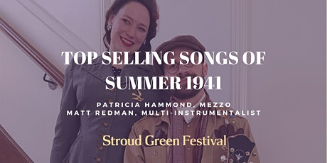 Top selling songs of Summer 1941 with Patricia Hammond & Matt Redman tickets