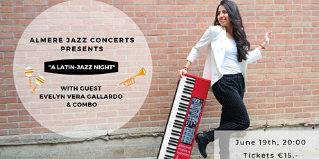 A Latin Jazz Night  with Evelyn Vera Gallardo- LIVE STREAM tickets
