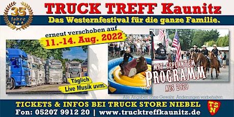 35. Truck Treff Kaunitz - 2022 Tickets