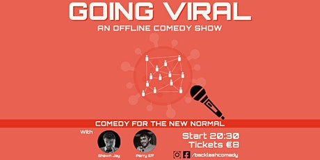 Going Viral #2 - Comedy for the New Normal tickets