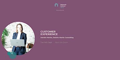 Network Ireland Kilkenny's 'Customer Experience' tickets